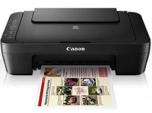 Canon PIXMA MG3029 Driver Download